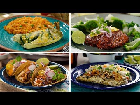 4 recetas fáciles de pescado