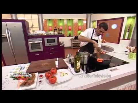 Receta: arroz caldoso de pollo y verduras