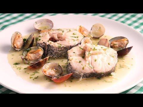 Merluza en Salsa Verde | Receta de Pescado muy Fácil y Rápida