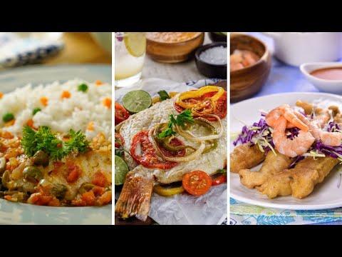 Recetas mexicanas con pescado