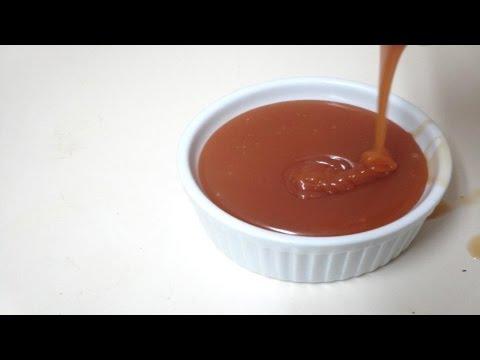 CARAMELO PARA DECORACION Y POSTRES- Receta de Caramelo