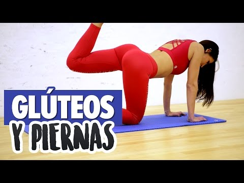 EJERCICIOS GLÚTEOS Y PIERNAS perfectas en casa | Home Legs and Butt Workout 6min