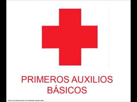 Presentación del curso Primeros Auxilios Básicos