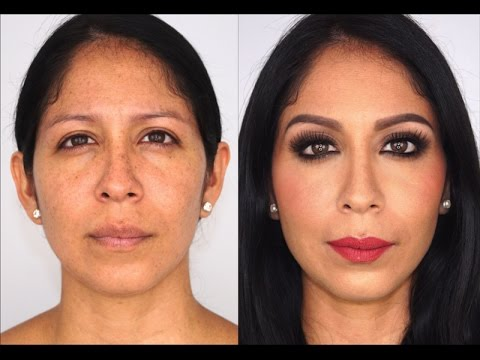 Maquillaje Rápido y Fácil – Perfecto para Ojos Caídos