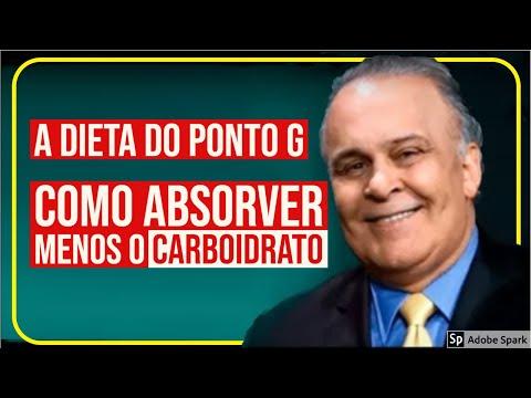 COMO ABSORVER MENOS O CARBOIDRATO. DIETA DO PONTO G -【 Dr. Lair Ribeiro U-MIÓ】