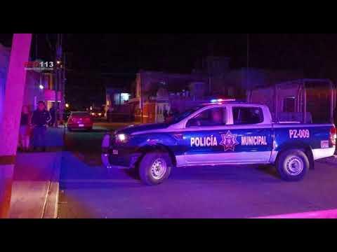 Gatilleros balean a dos hermanos en Zamora; hay un muerto