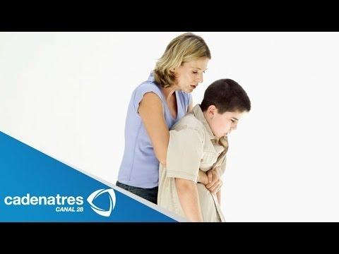 Maniobras de primeros auxilios por atragantamiento / first aid