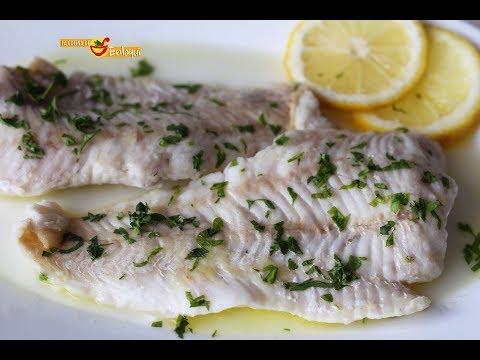 📌Pescado al limón en el microondas 🐟🐟🍋🍋 | La Cocina de Enloqui