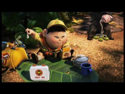 Up | Vídeos: 'Primeros auxilios' | Disney · Pixar Oficial
