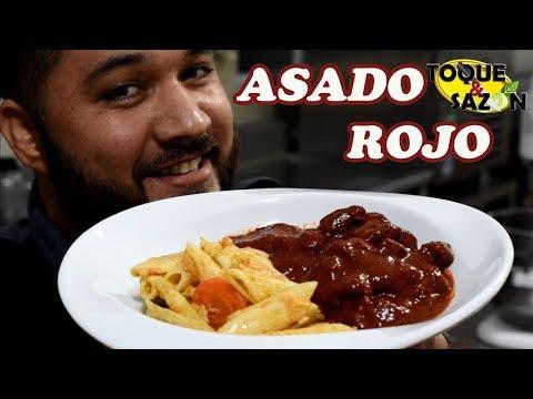 """ASADO ROJO DE PUERCO """"LAGUNERO"""""""